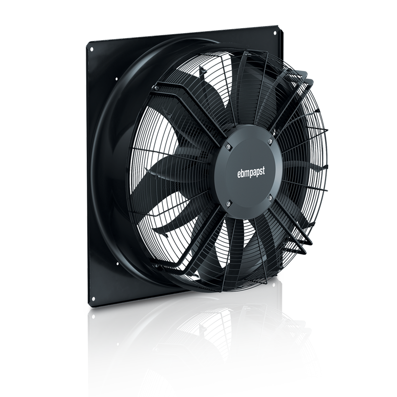 Fans for cooling and refrigeration technology